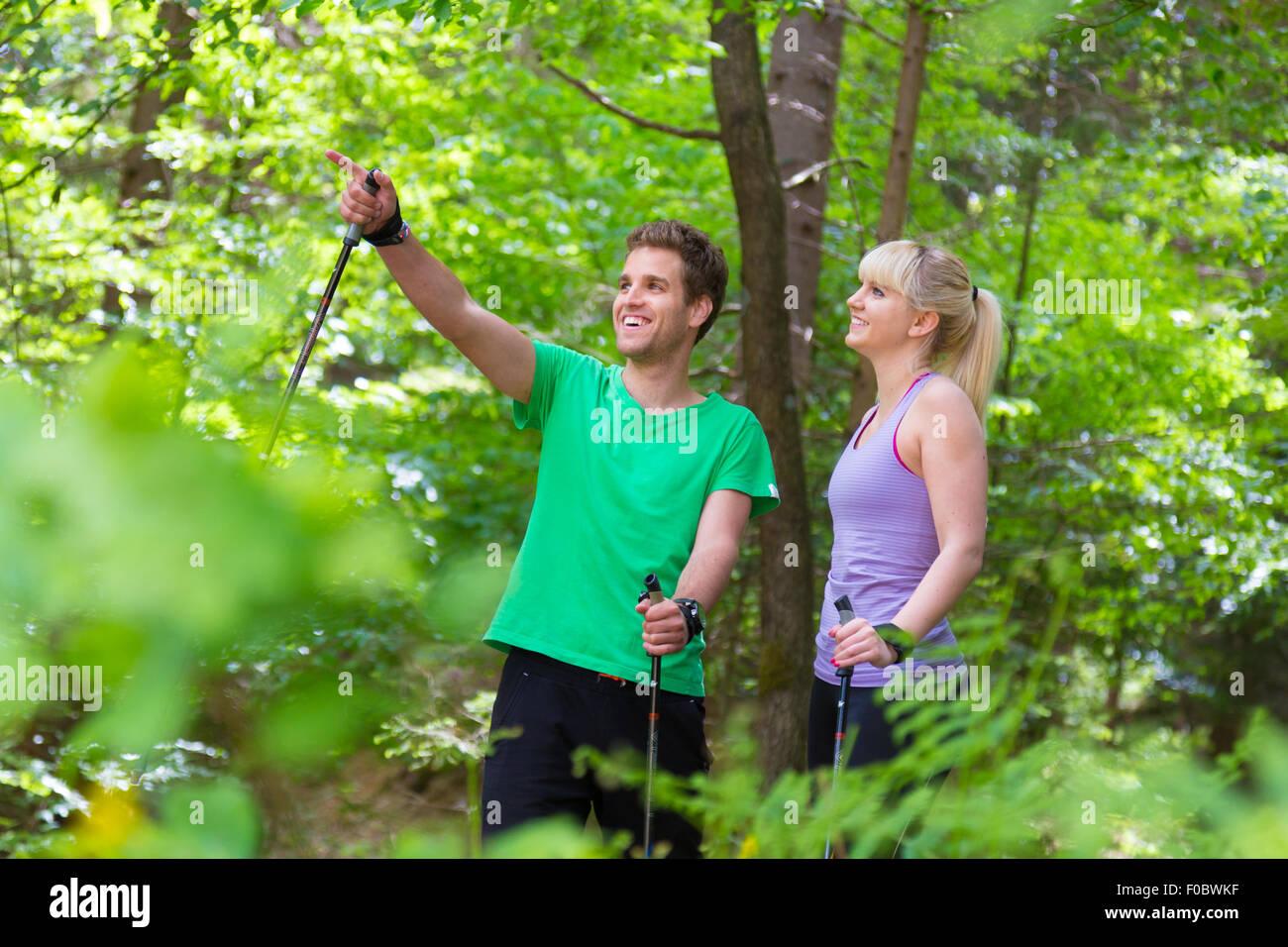 Mode de vie dans la nature. Photo Stock
