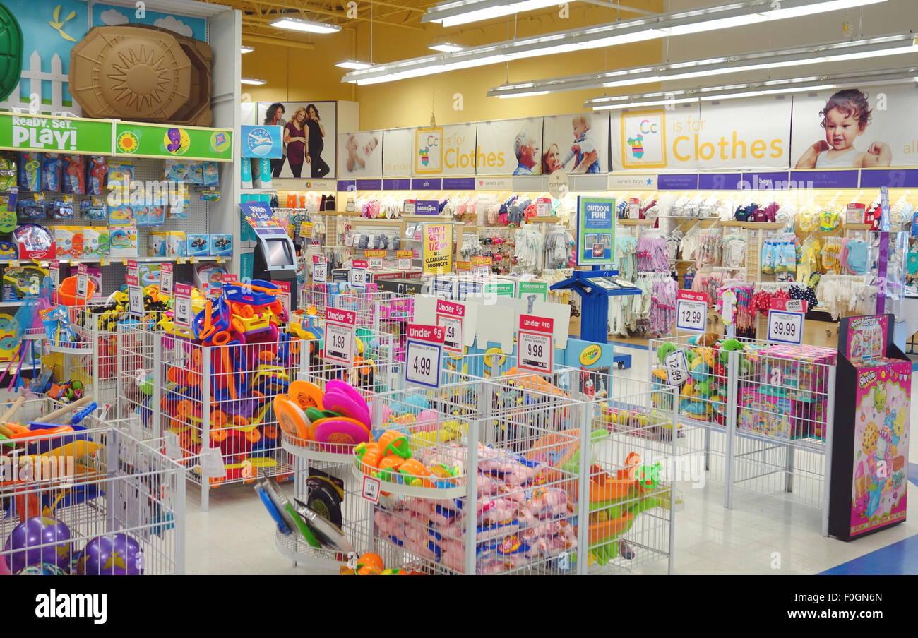 Toys R Us Magasin De Toronto Canada Banque D Images