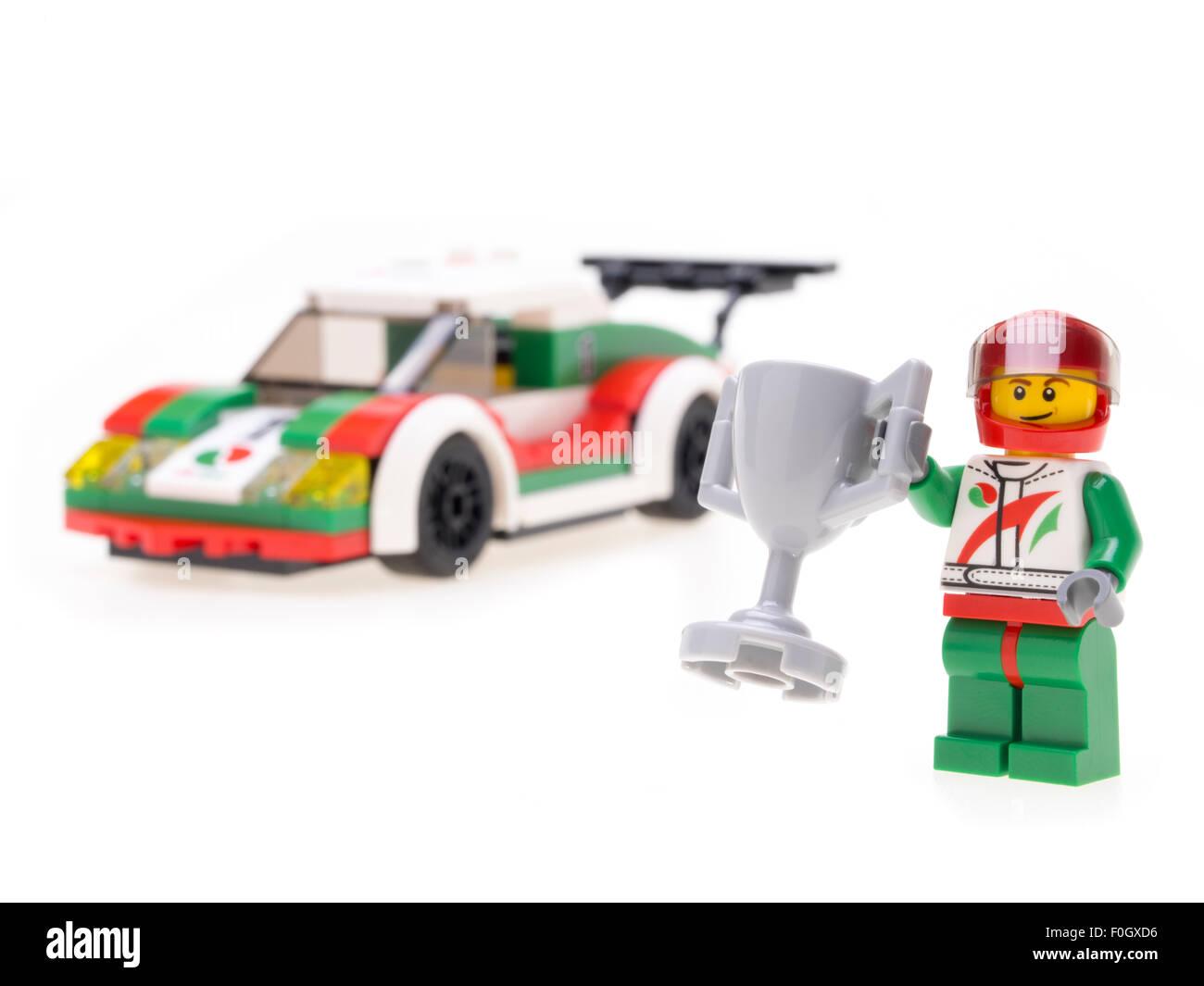 Produite De Jouet Enfants Qdocrxbew Voiture Lego Courseun Pour Par 7gb6yYf