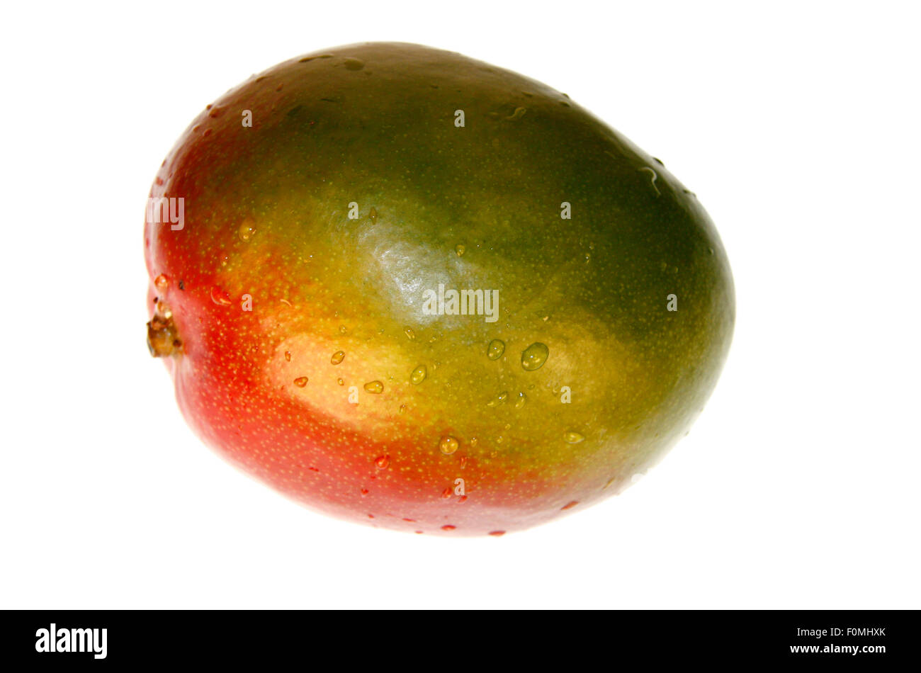 Mango - Symbolbild Nahrungsmittel. Photo Stock