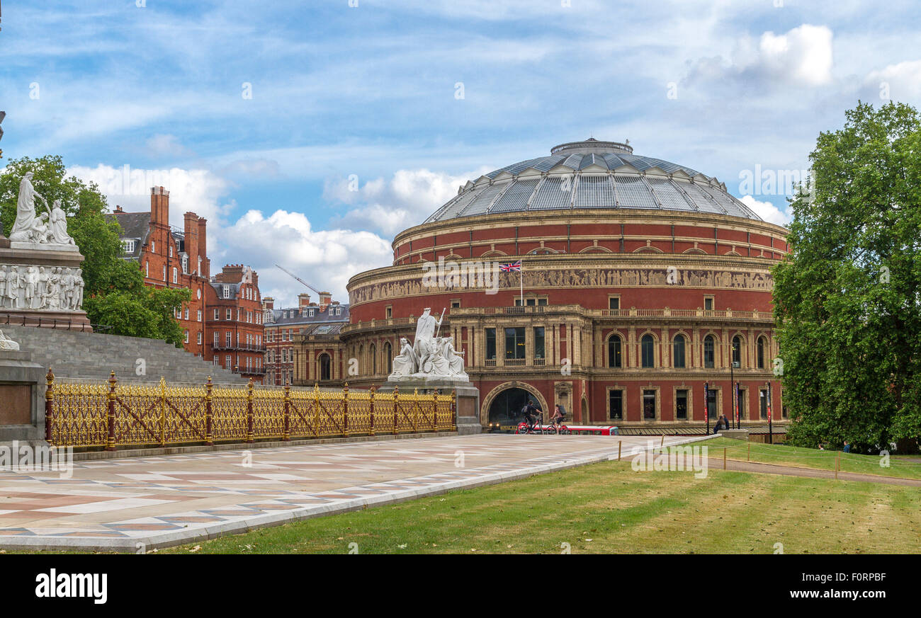 Royal Albert Hall, Londres Banque D'Images