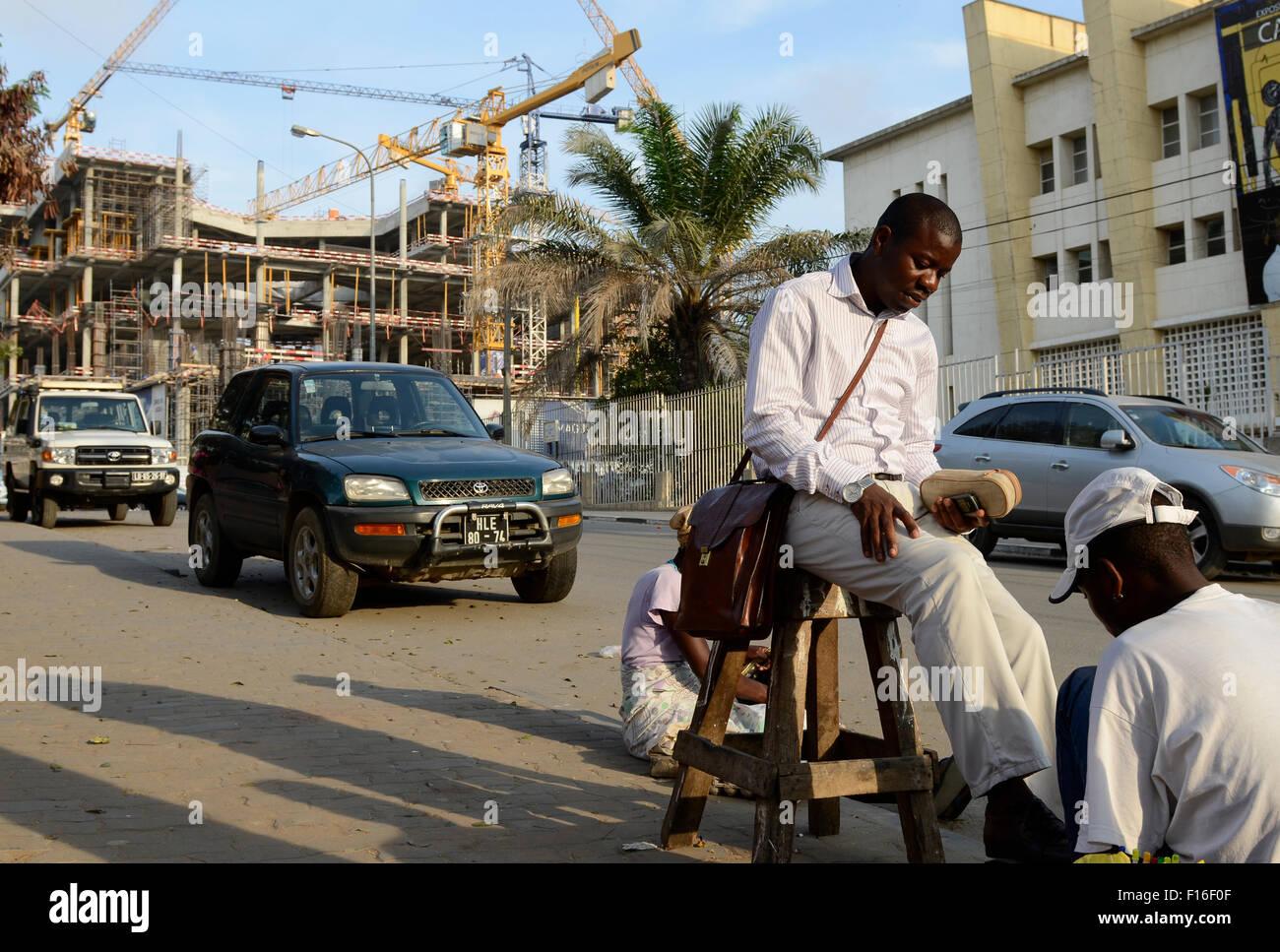 Angola luanda la capitale est lun des marchés immobiliers cher