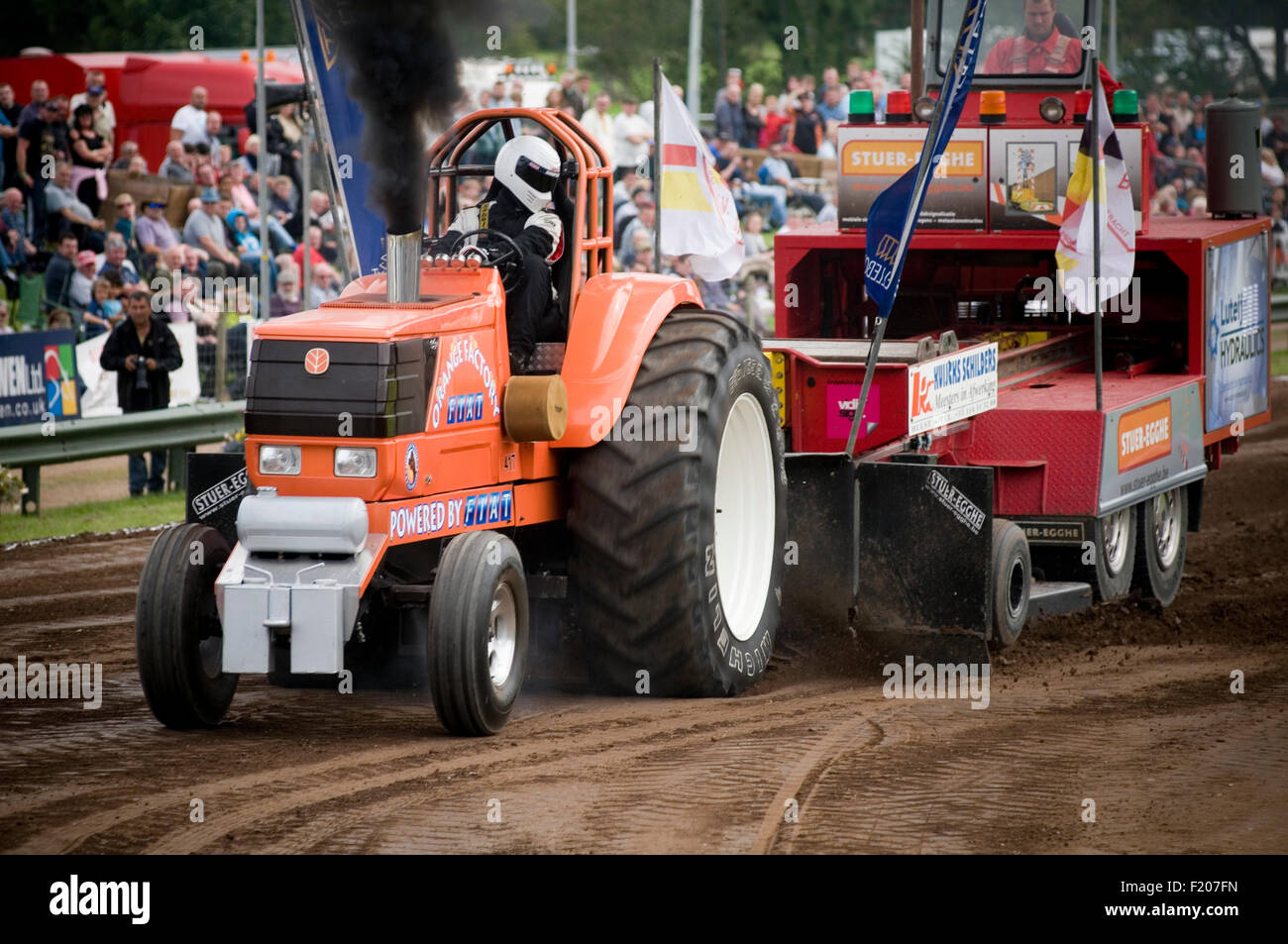 diesel tractor photos diesel tractor images alamy. Black Bedroom Furniture Sets. Home Design Ideas
