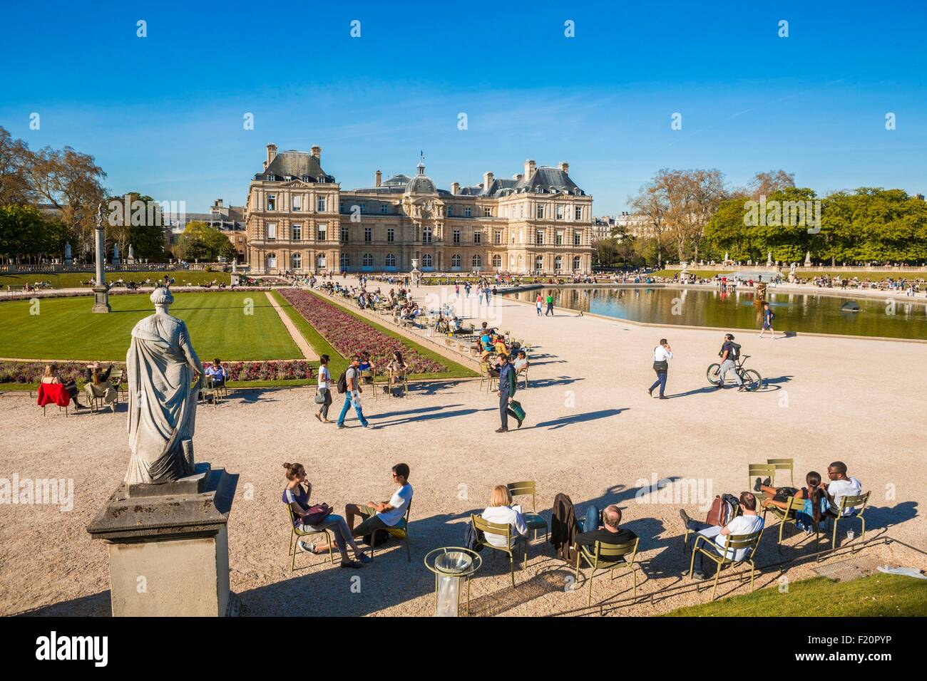 Palais Luxembourg Photos Palais Luxembourg Images Alamy