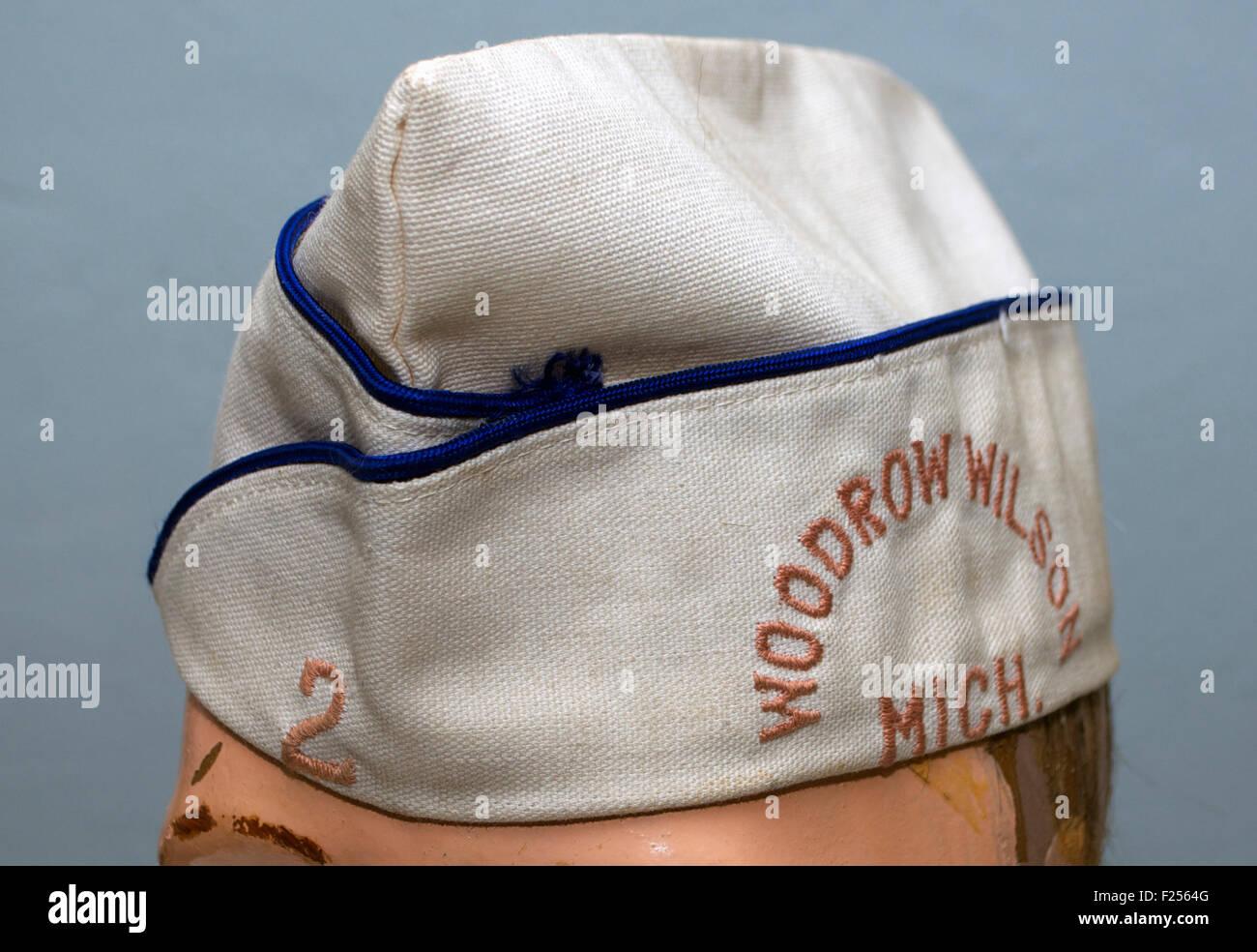 La PREMIÈRE GUERRE MONDIALE, P.L.A.V. Les anciens combattants américains de la Légion polonaise Photo Stock