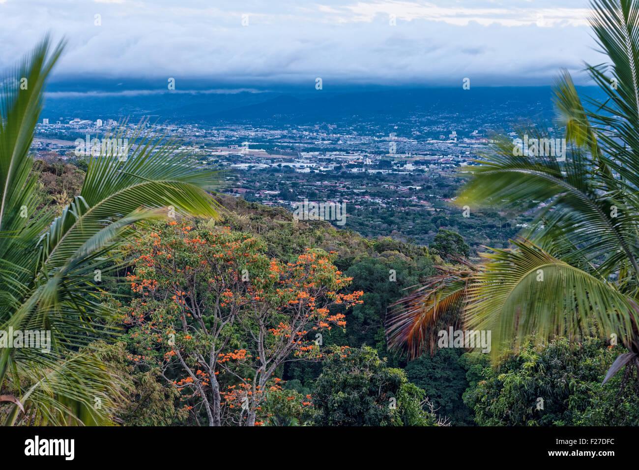 San Jose, Costa Rica Photo Stock