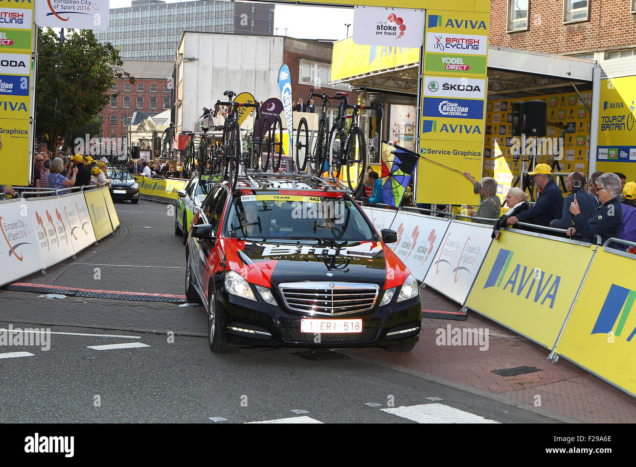 bmc team support car photos bmc team support car images alamy. Black Bedroom Furniture Sets. Home Design Ideas