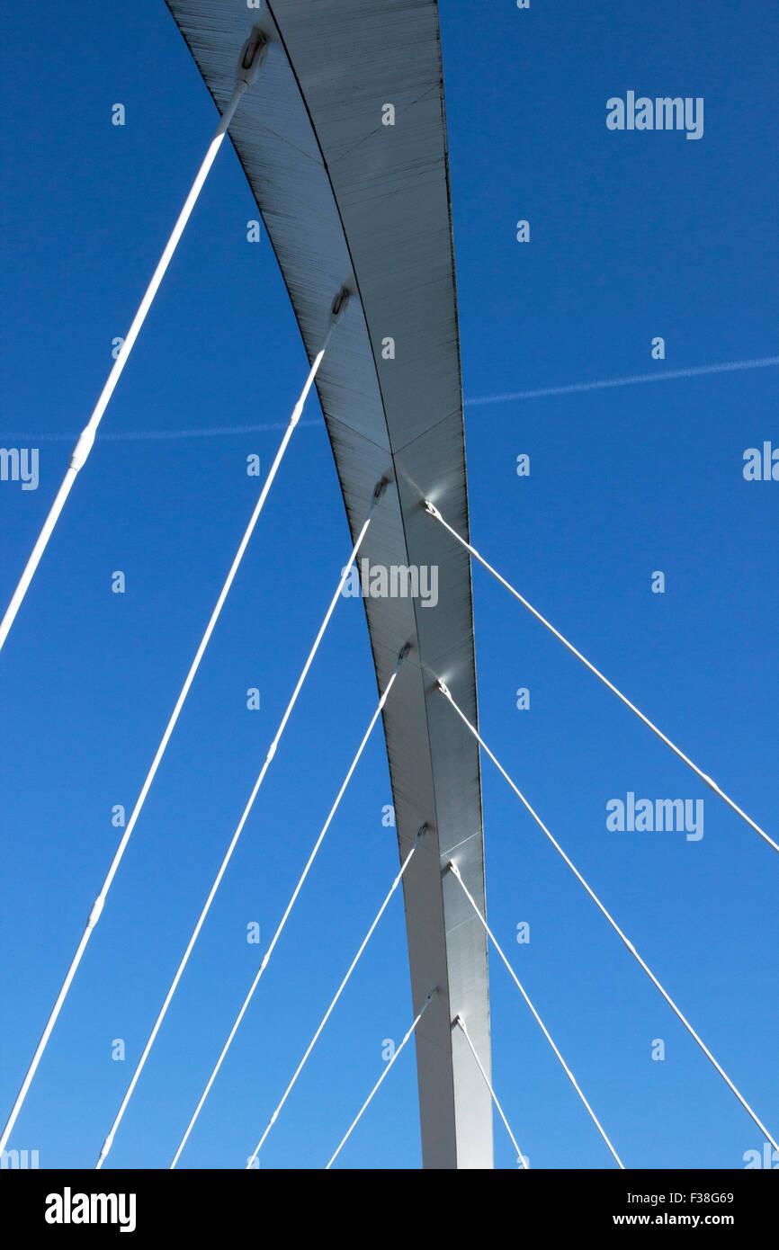 L'arc de la Clyde Arc. Banque D'Images
