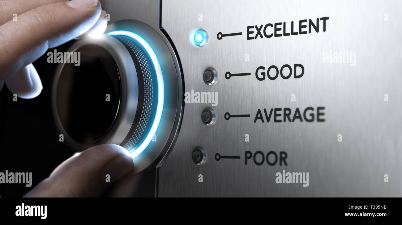 Part l'aide d'une molette en position supérieure, la lumière bleue et effet de flou. Image Concept Photo Stock