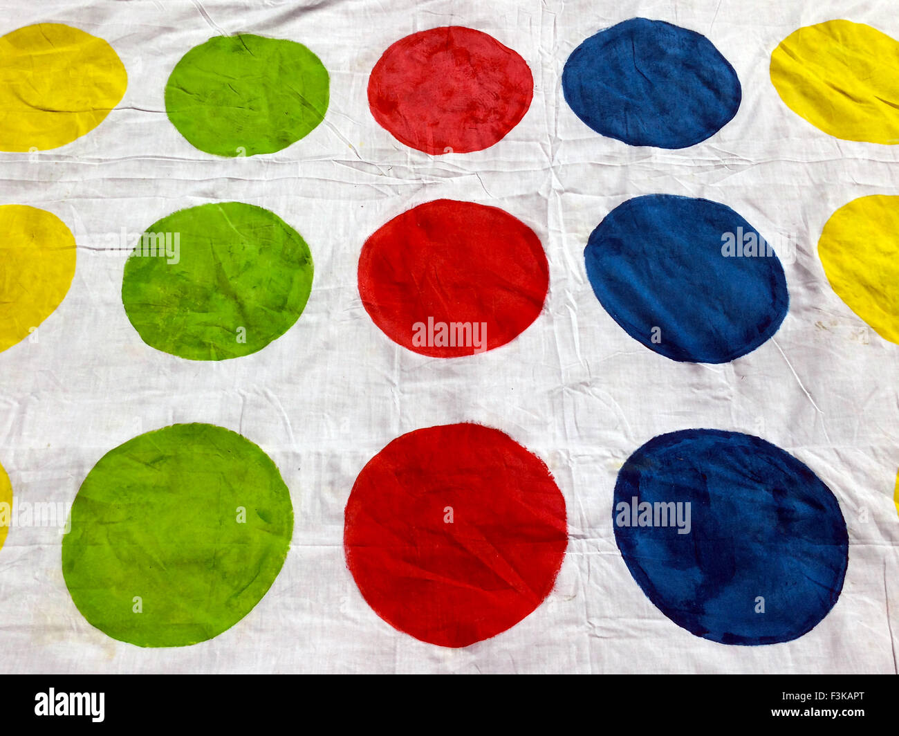 Les cercles colorés.Abstract background texture. Photo Stock