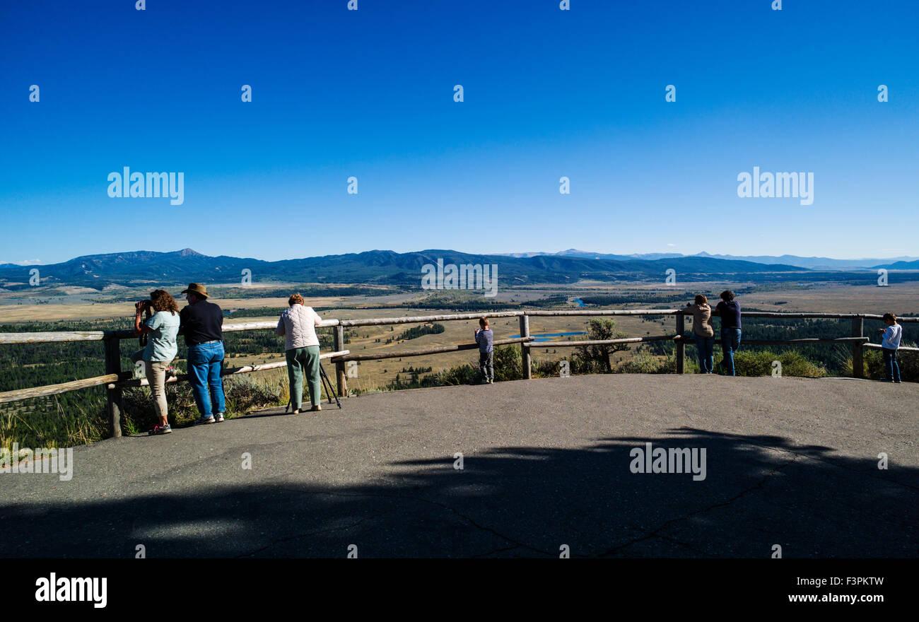 Signal mountain photos signal mountain images alamy for Jackson wyoming alloggio cabine