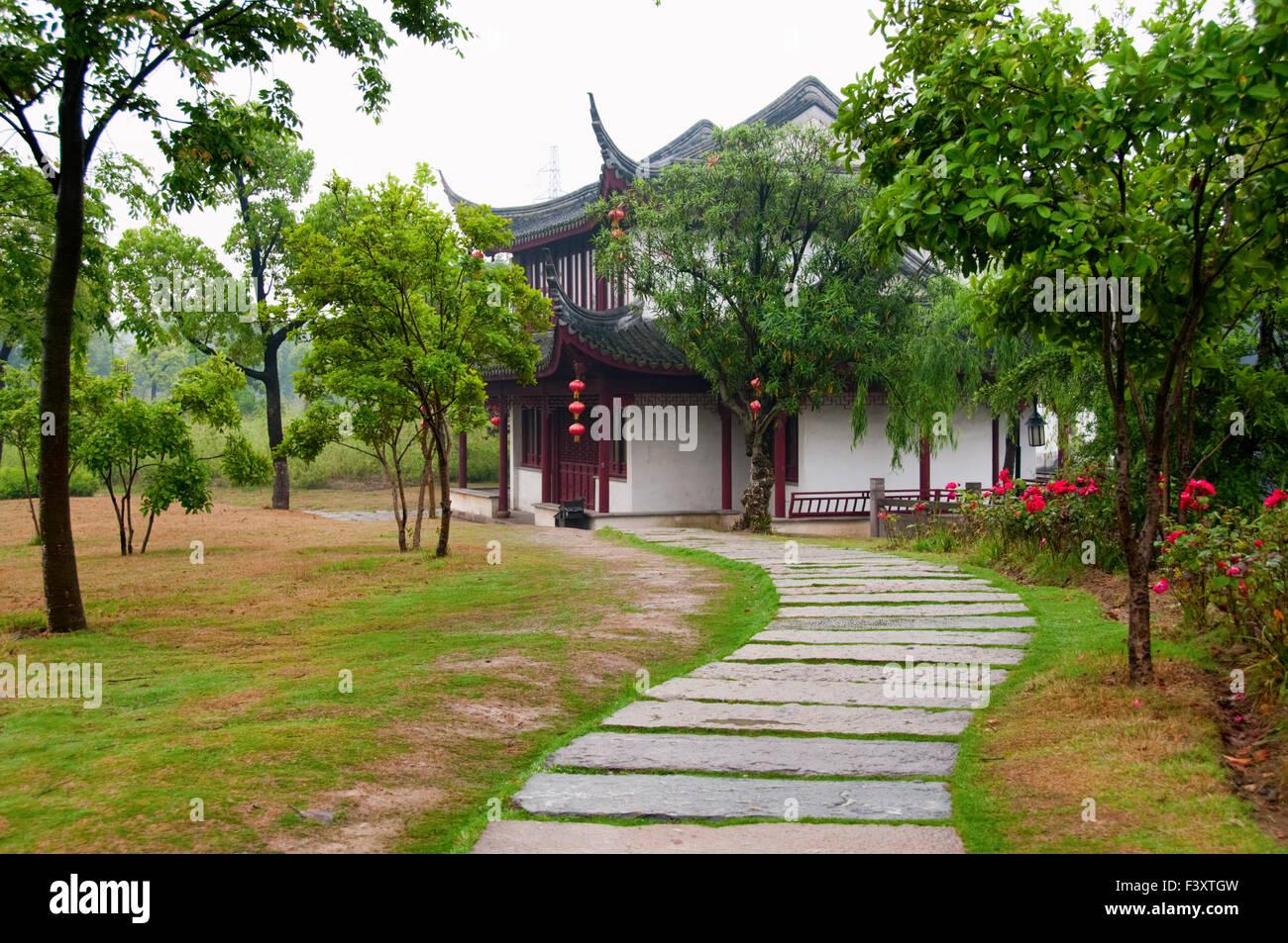 pavilion house photos & pavilion house images - alamy