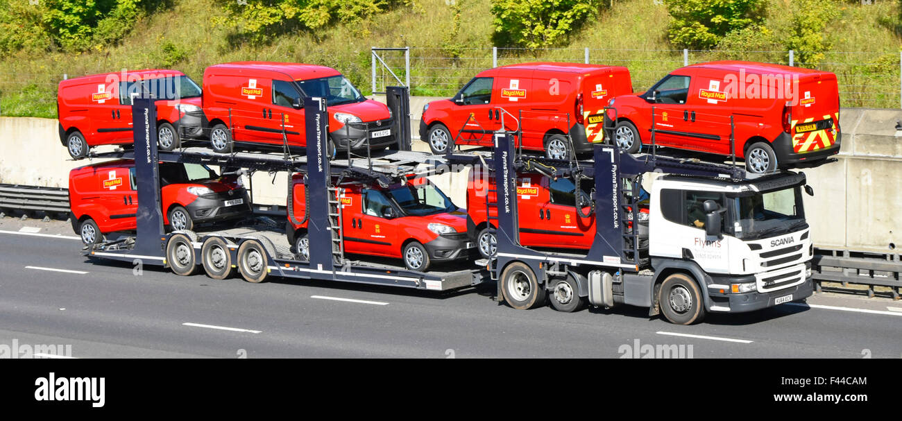 delivery lorries loaded photos delivery lorries loaded images alamy. Black Bedroom Furniture Sets. Home Design Ideas