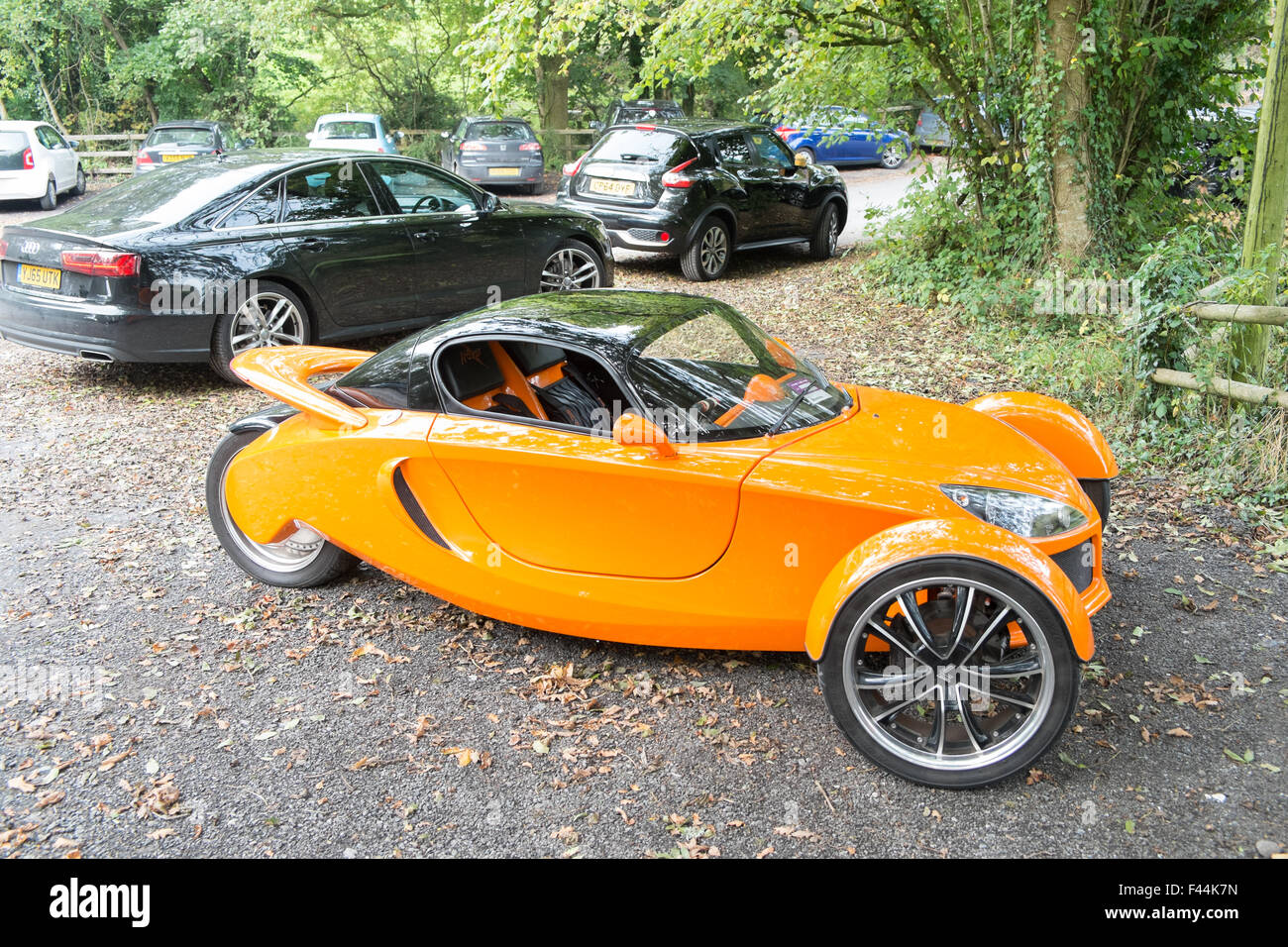 Kit voiture 3 roues
