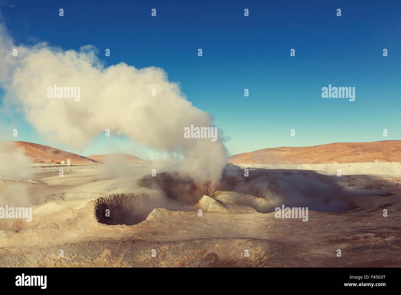 Manana del sol Photo Stock