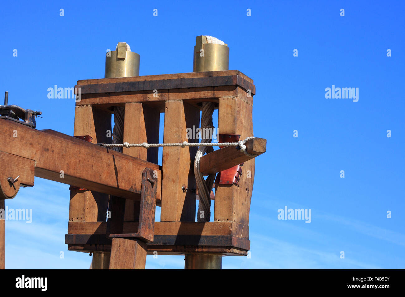 la catapulte banque d'images, photo stock: 88756275 - alamy