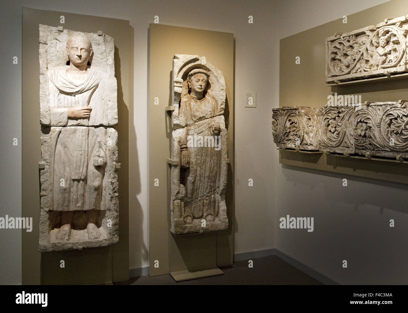 Musée des icônes, Recklinghausen, Allemagne Photo Stock