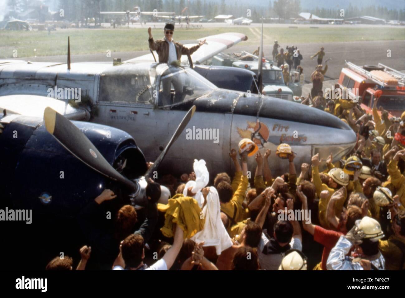 Richard Dreyfuss / Toujours 1989 réalisé par Steven Spielberg Photo Stock