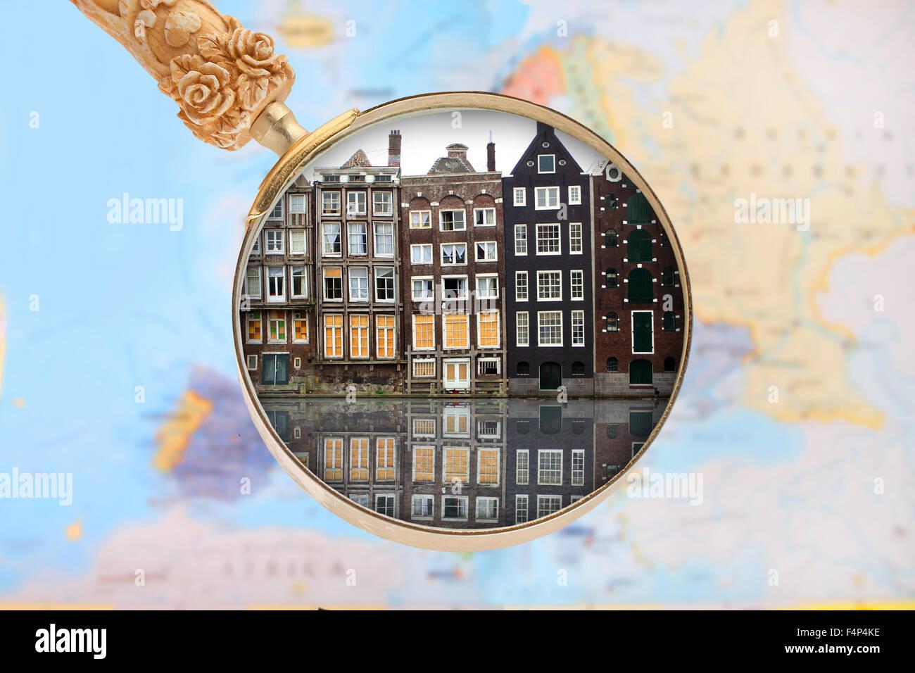 Carte De Leurope Avec La Hollande.Amsterdam Holland Houses Homes Photos Amsterdam Holland Houses