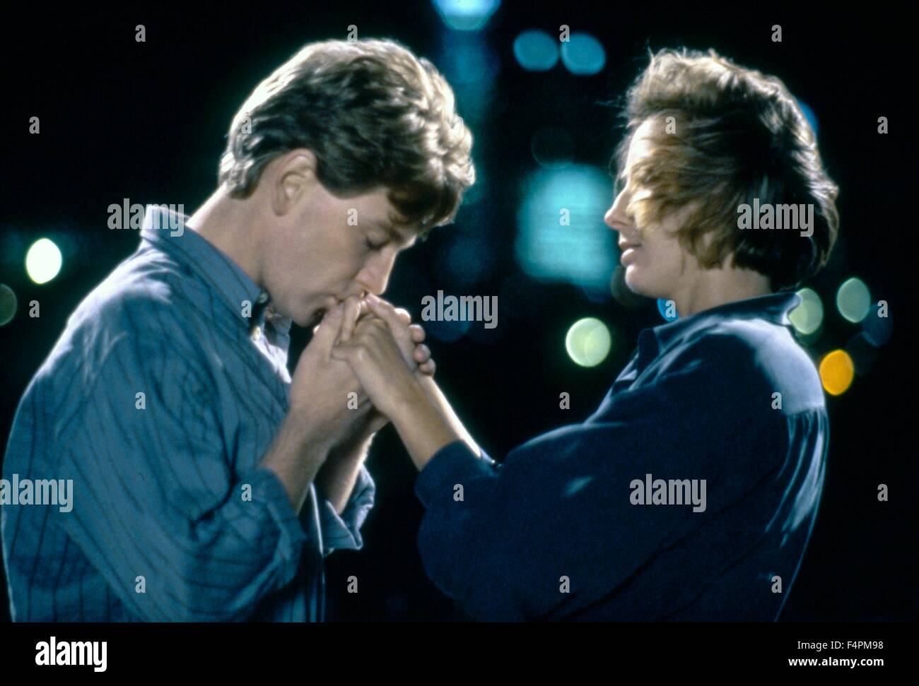 Kenneth Branagh et Emma Thompson / Mort répétée / 1991 réalisé par Kenneth Branagh [Paramount Photo Stock