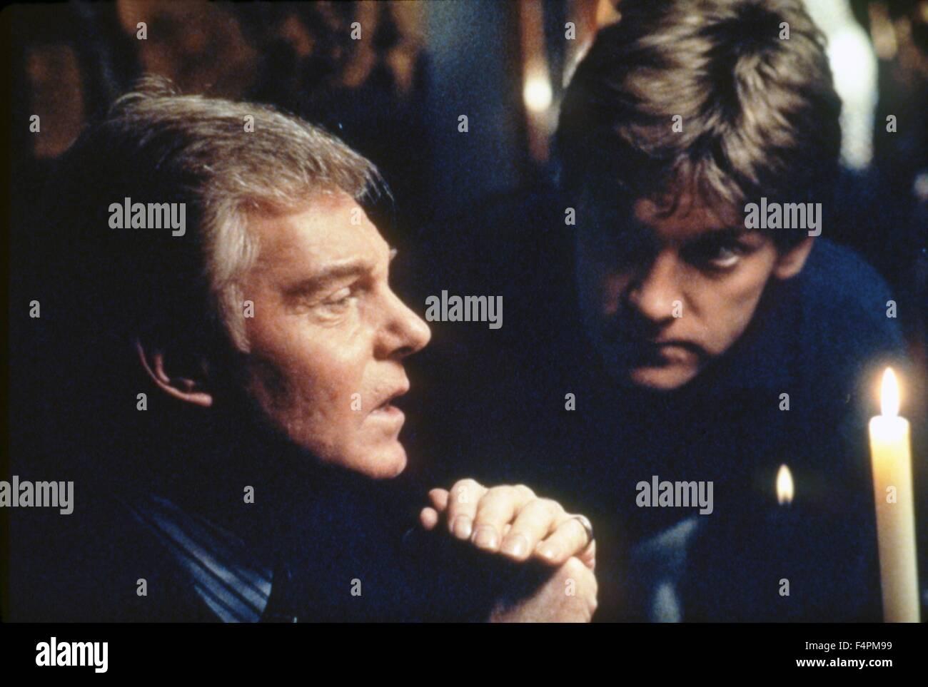 Derek Jacobi et Kenneth Branagh / Mort répétée / 1991 réalisé par Kenneth Branagh [Paramount Photo Stock