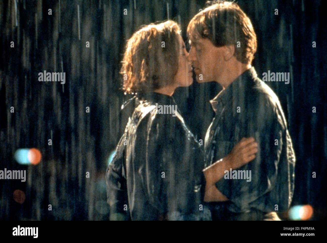Emma Thompson et Kenneth Branagh / Mort répétée / 1991 réalisé par Kenneth Branagh [Paramount Photo Stock