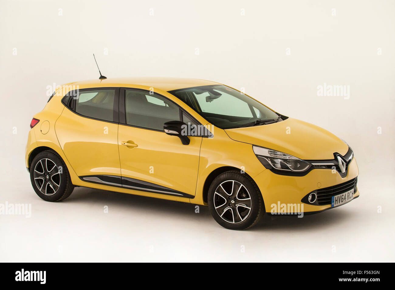 2014 Renault Clio Photo Stock