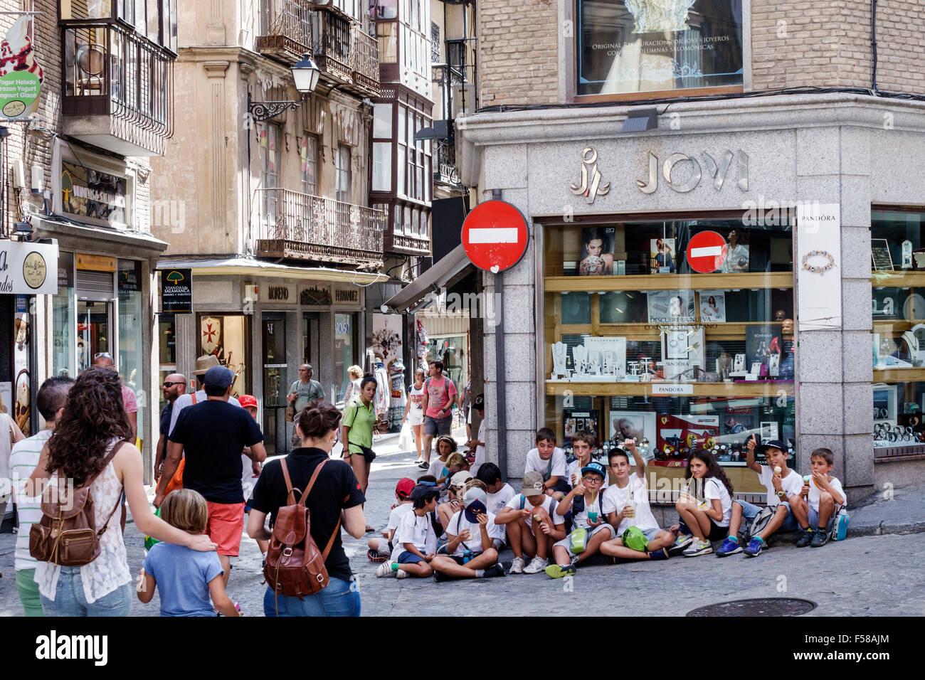 Toledo Espagne Europe Site du patrimoine mondial de l espagnol historic  district Jovi bijoux de 71edb645648