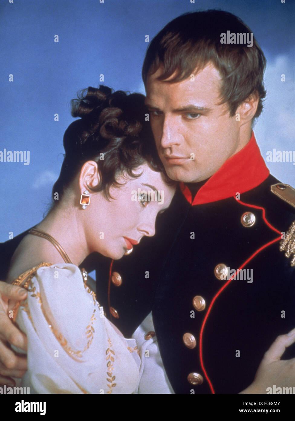 date de sortie   novembre 17  1954  titre du film   desiree  studio   twentieth century