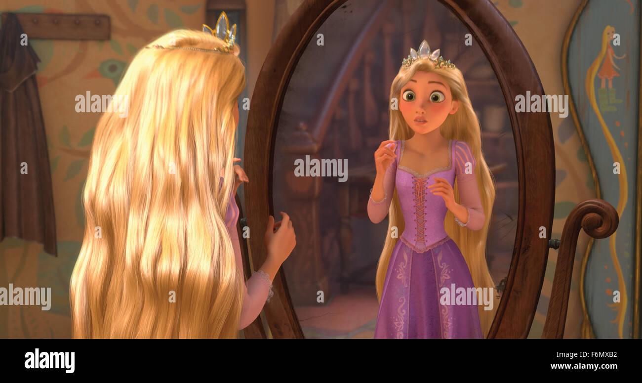 Walt disney princesse au long cheveux