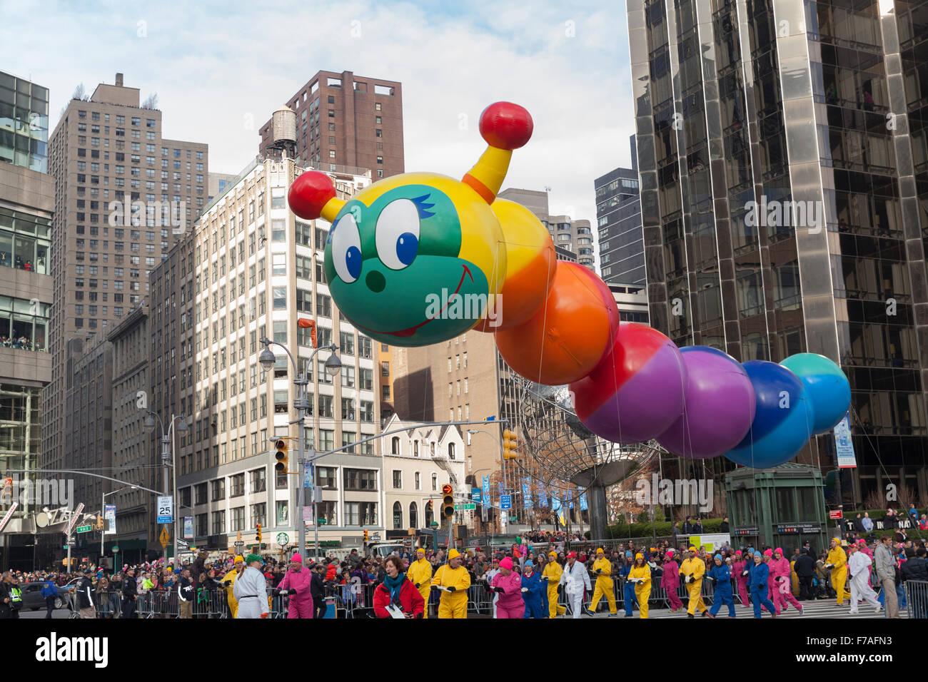 montgolfiere new york