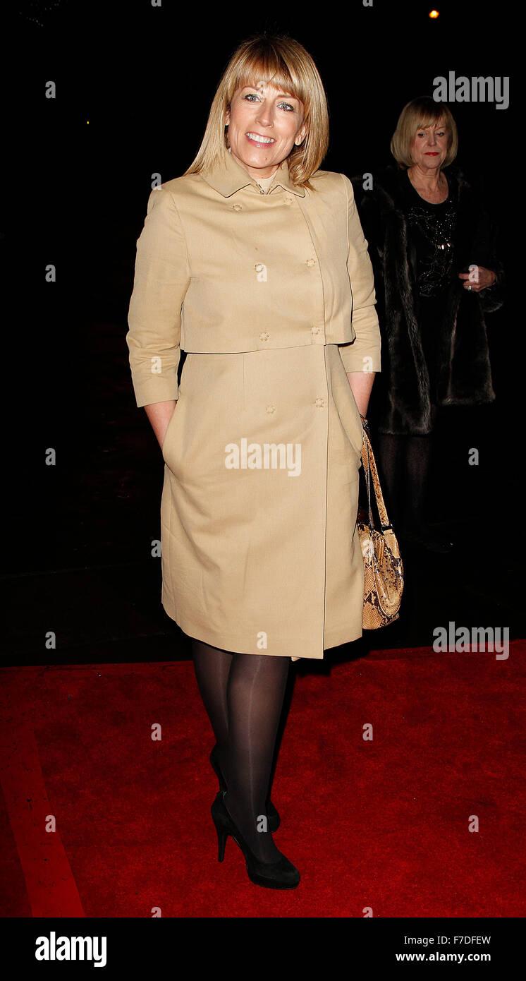 Mar 24, 2015 - Londres, Angleterre, Royaume-Uni - Fay Ripley participant à la nuit VIP pour le Northern Ballets Photo Stock