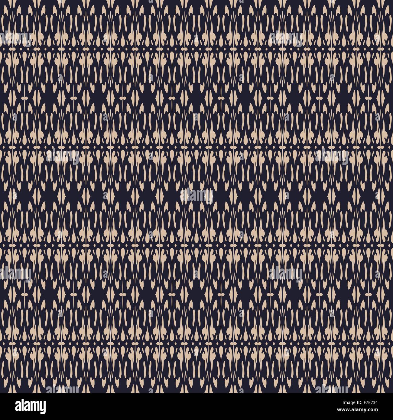 Oriental Ou Ethnique Motif Transparent Vecteur Ou Imprimer Texture