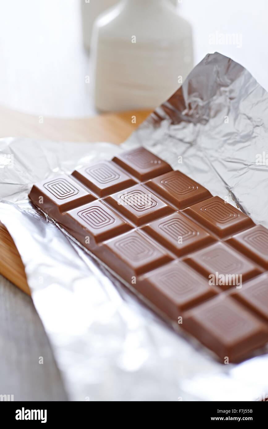 CHOCOLAT Banque D'Images