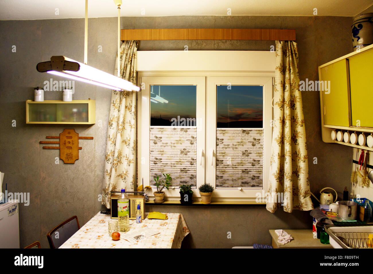 Ancienne cuisine Banque D\'Images, Photo Stock: 90976833 - Alamy