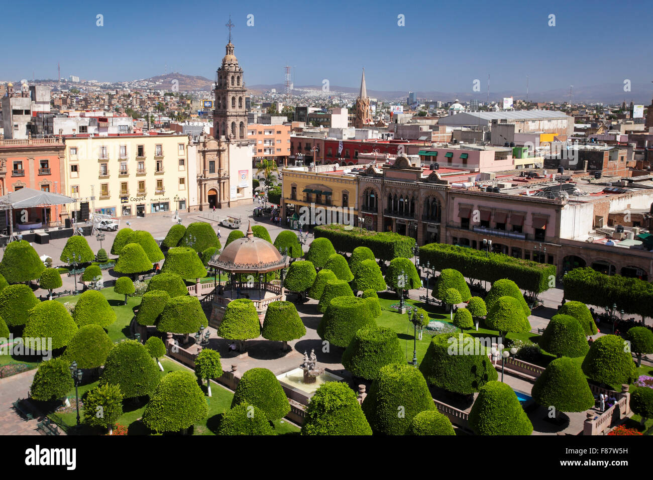mexico city aerial daytime photos mexico city aerial daytime images alamy. Black Bedroom Furniture Sets. Home Design Ideas