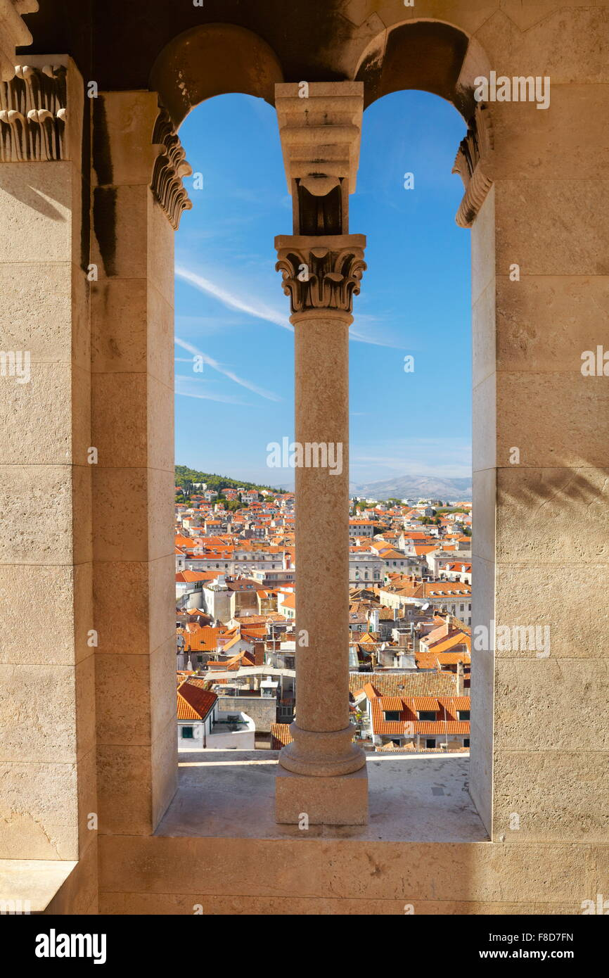 Split, Croatie, Europe Photo Stock