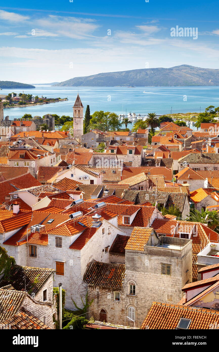 Trogir, Croatie, Europe Photo Stock