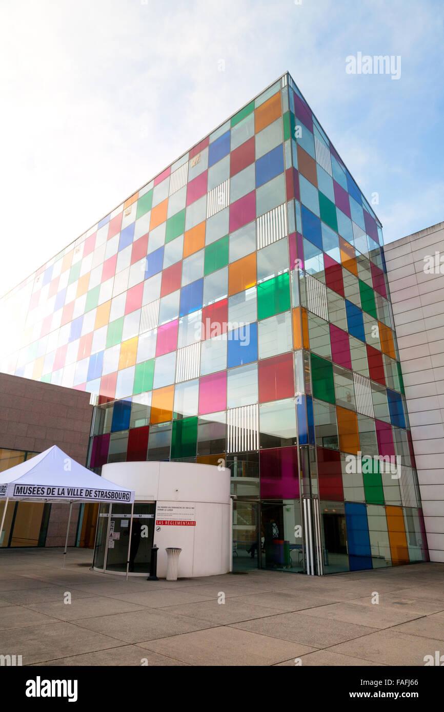 strasbourg mus e d 39 art moderne et contemporain l. Black Bedroom Furniture Sets. Home Design Ideas