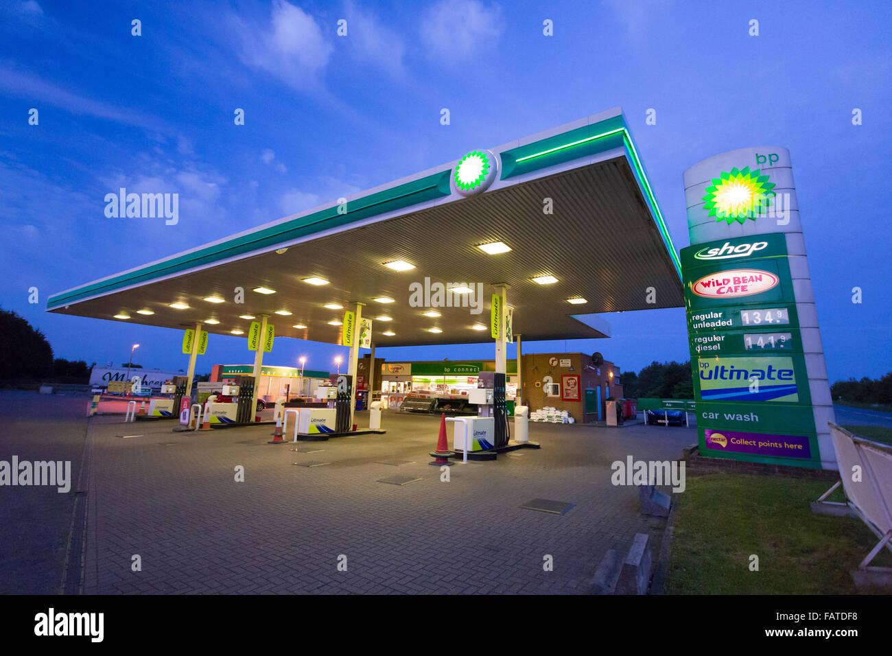 deserted petrol station photos deserted petrol station images alamy. Black Bedroom Furniture Sets. Home Design Ideas