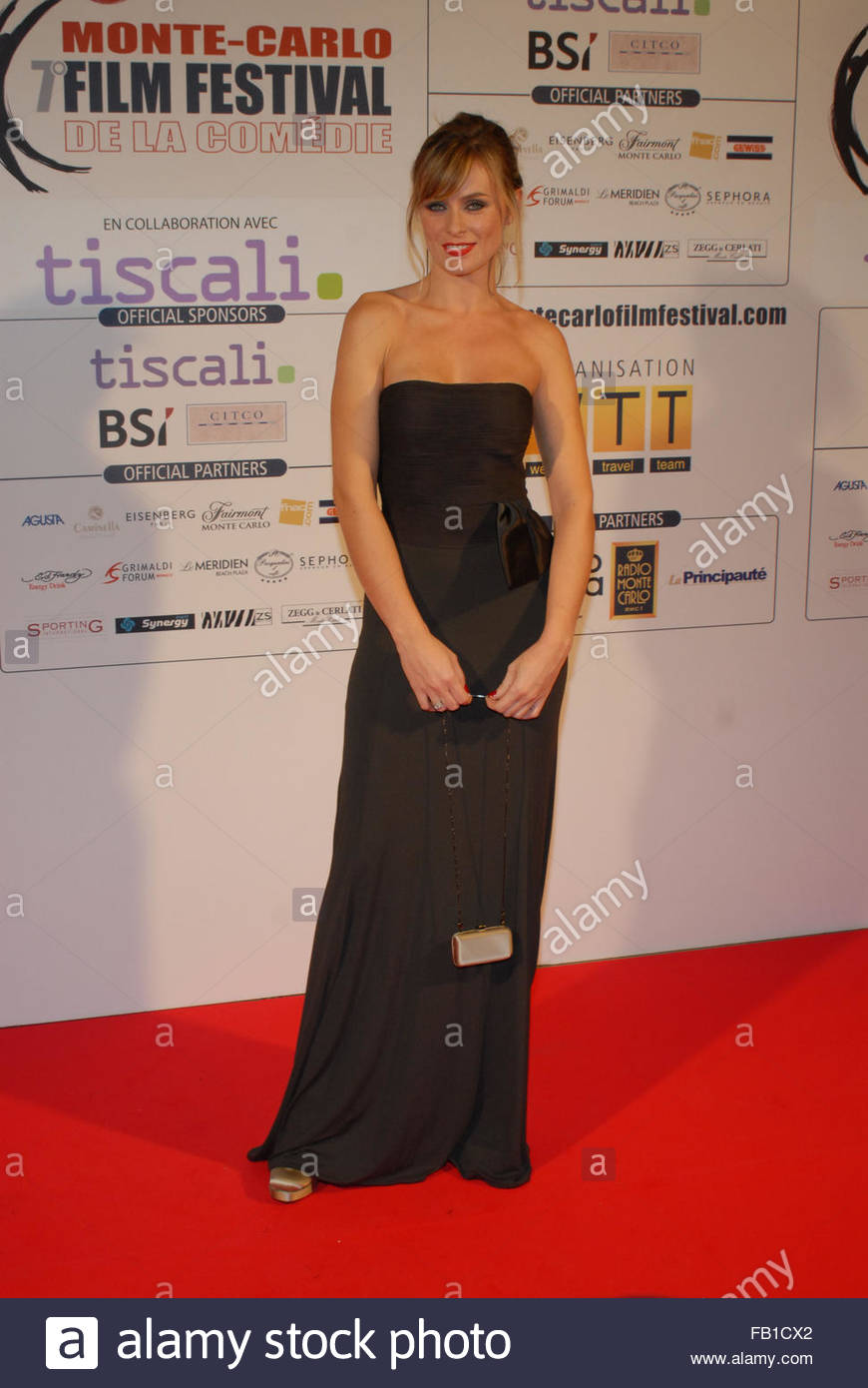 Serena autieri Banque D'Images