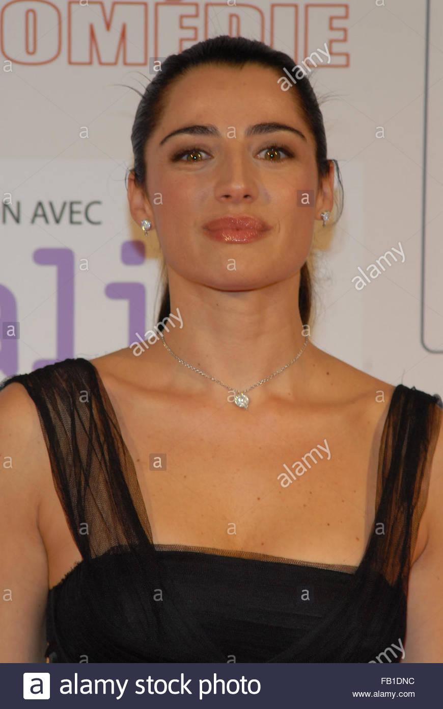 Luisa ranieri Banque D'Images