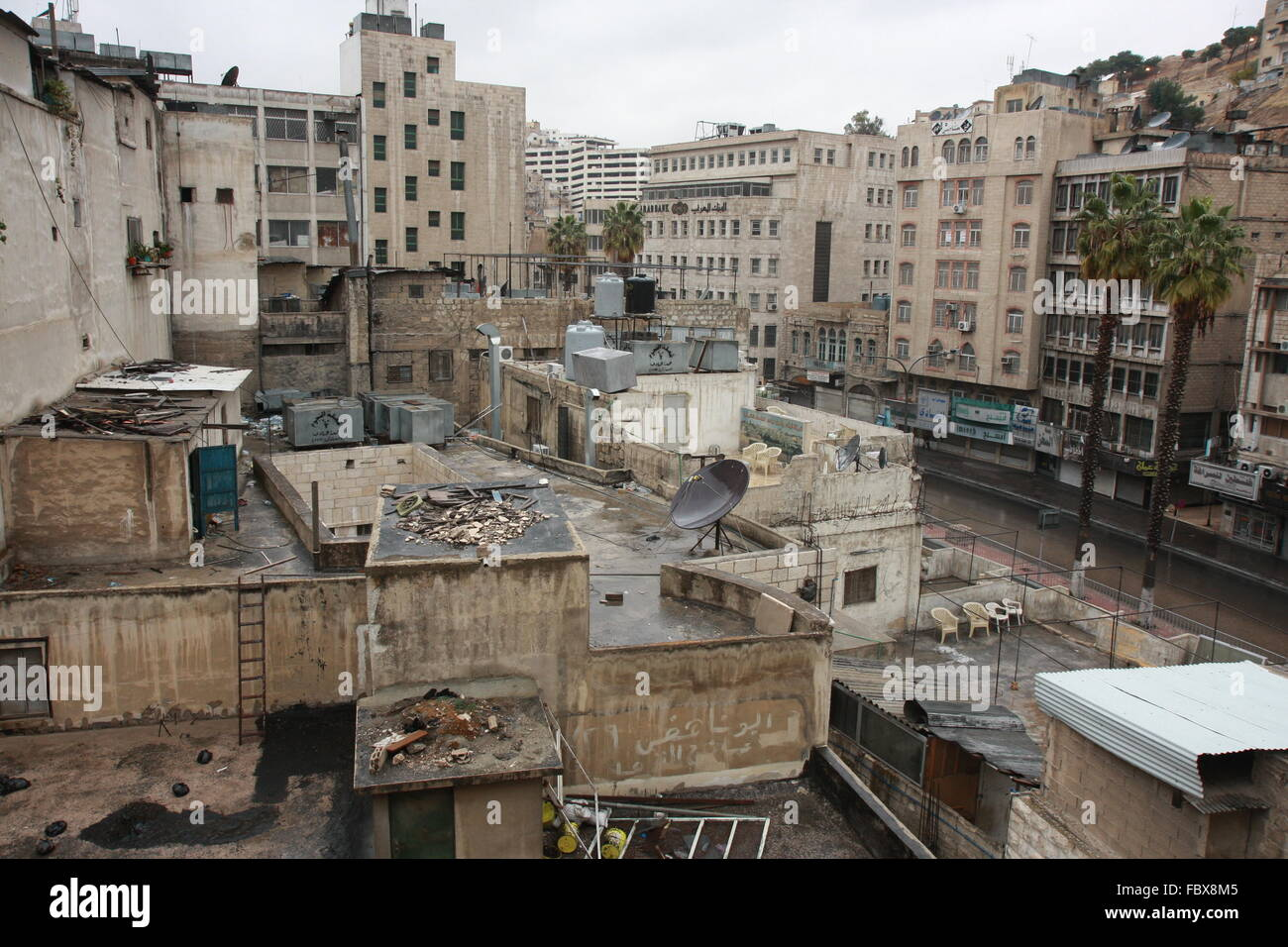 Amman Photo Stock