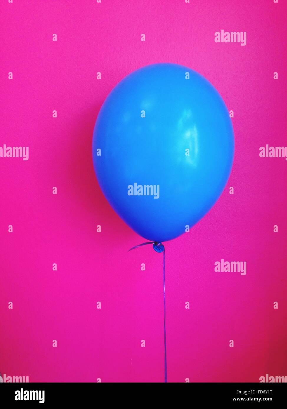 Portrait Of Balloon Photo Stock