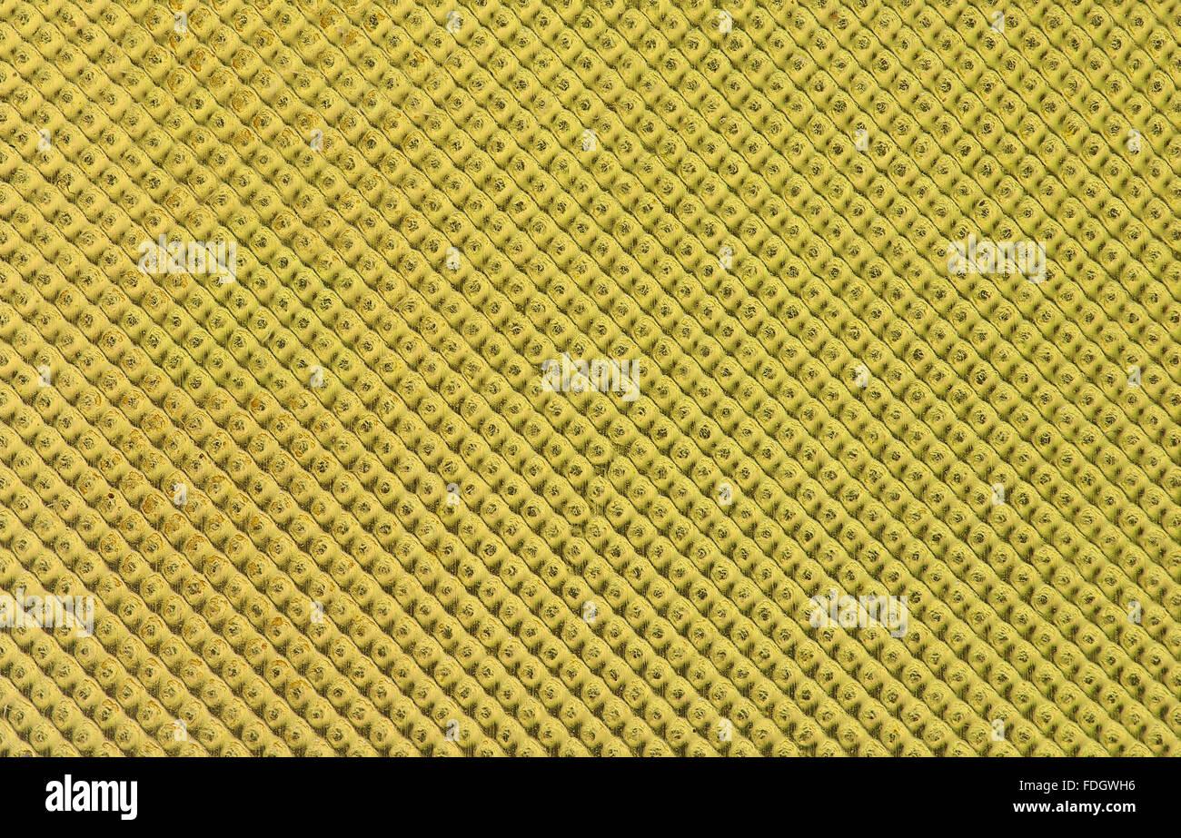Arrière-plan de la grille dorée, évocateur de luxe et de richesse Photo Stock