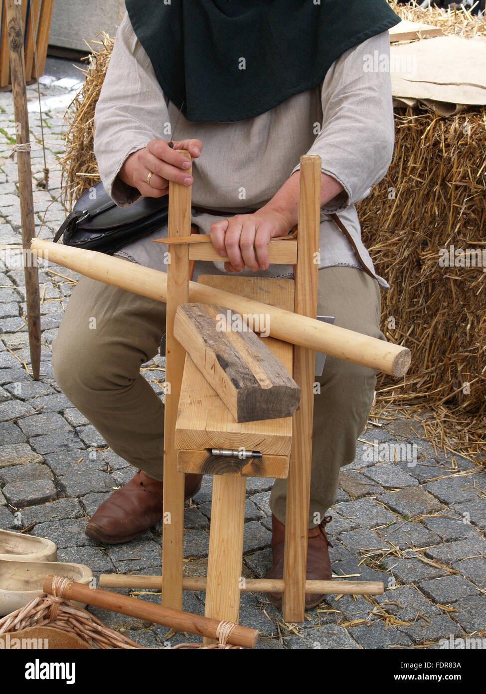 shoemaker,span bock banque d'images, photo stock: 94553630 - alamy
