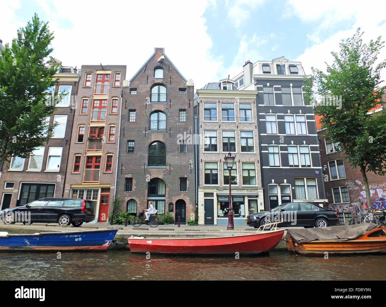 Amsterdam Banque D'Images