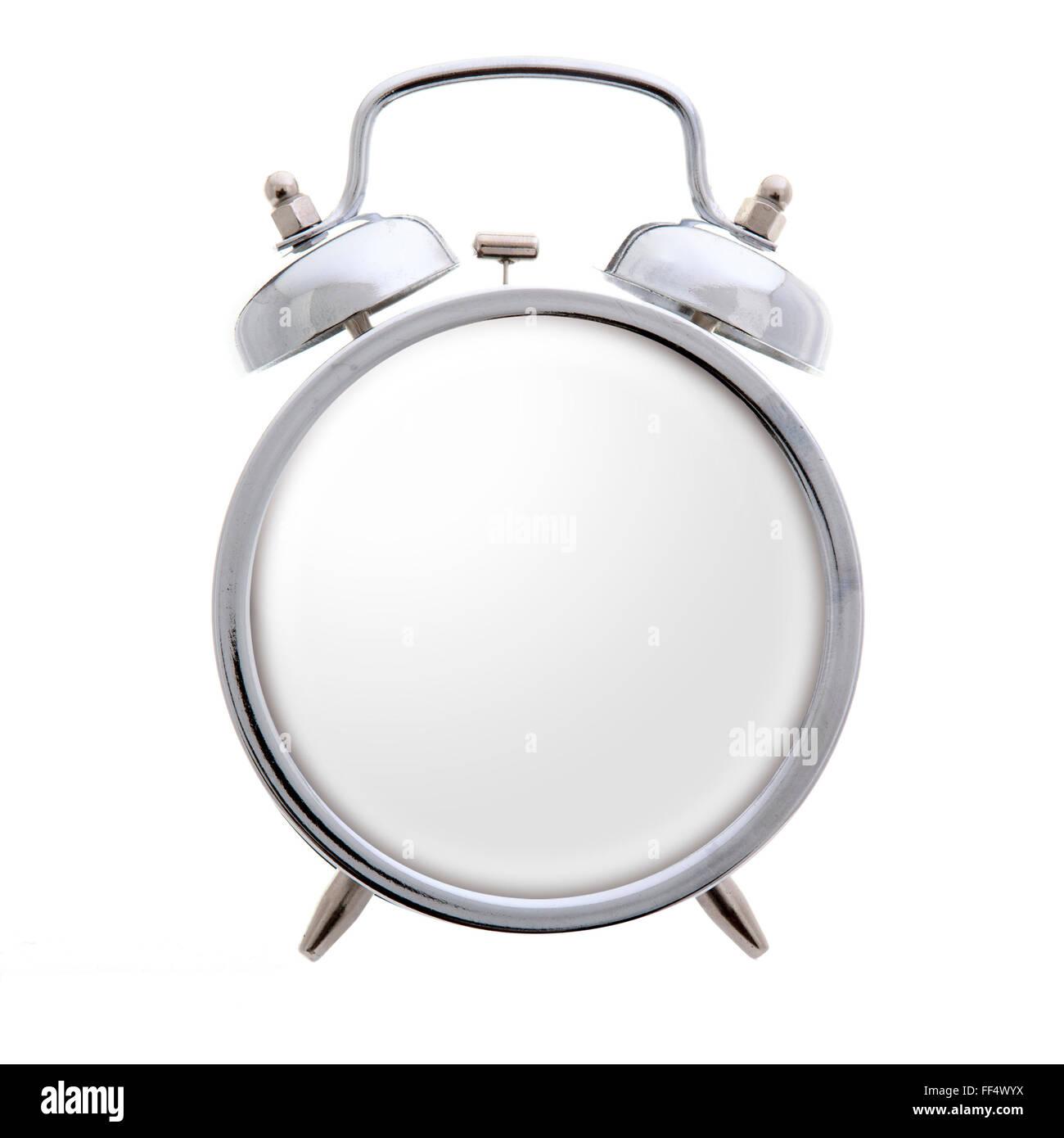 Concept de gestion du temps Réveil Photo Stock