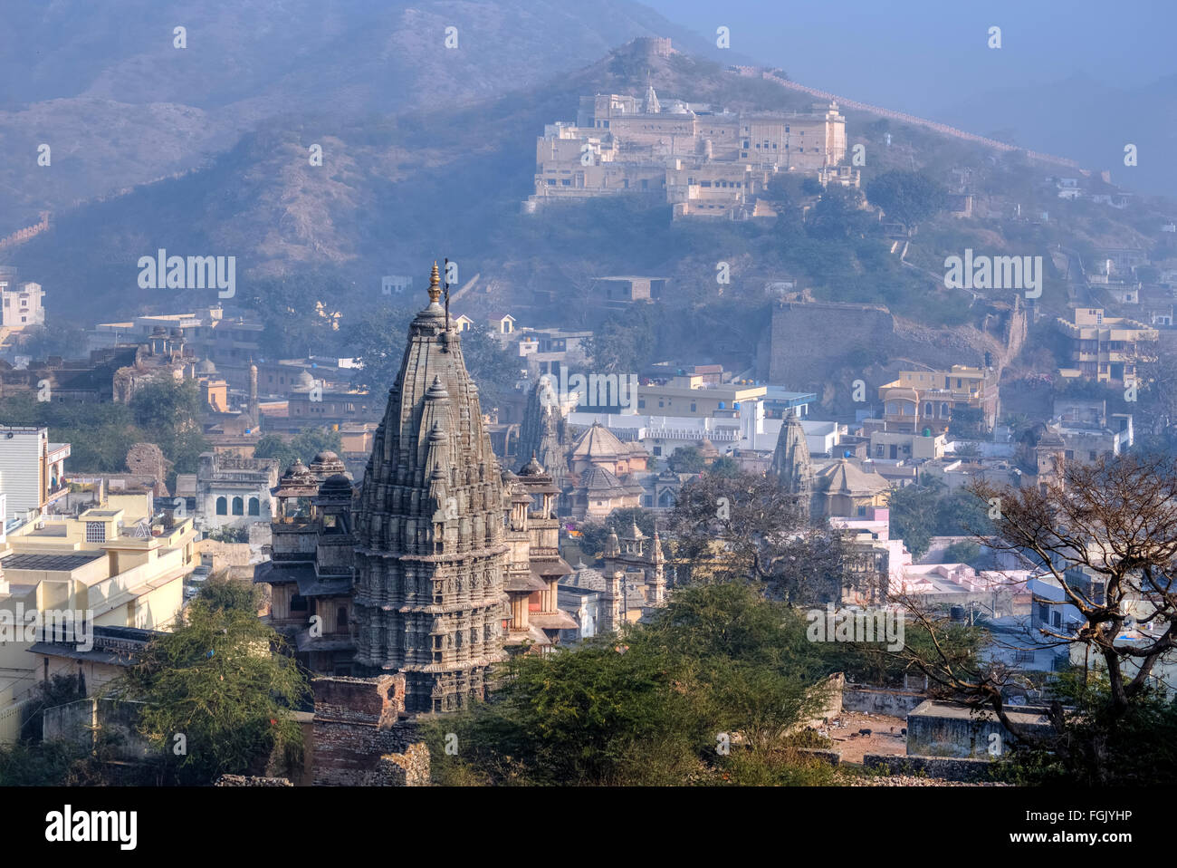 Jaipur, Rajasthan, Inde Photo Stock