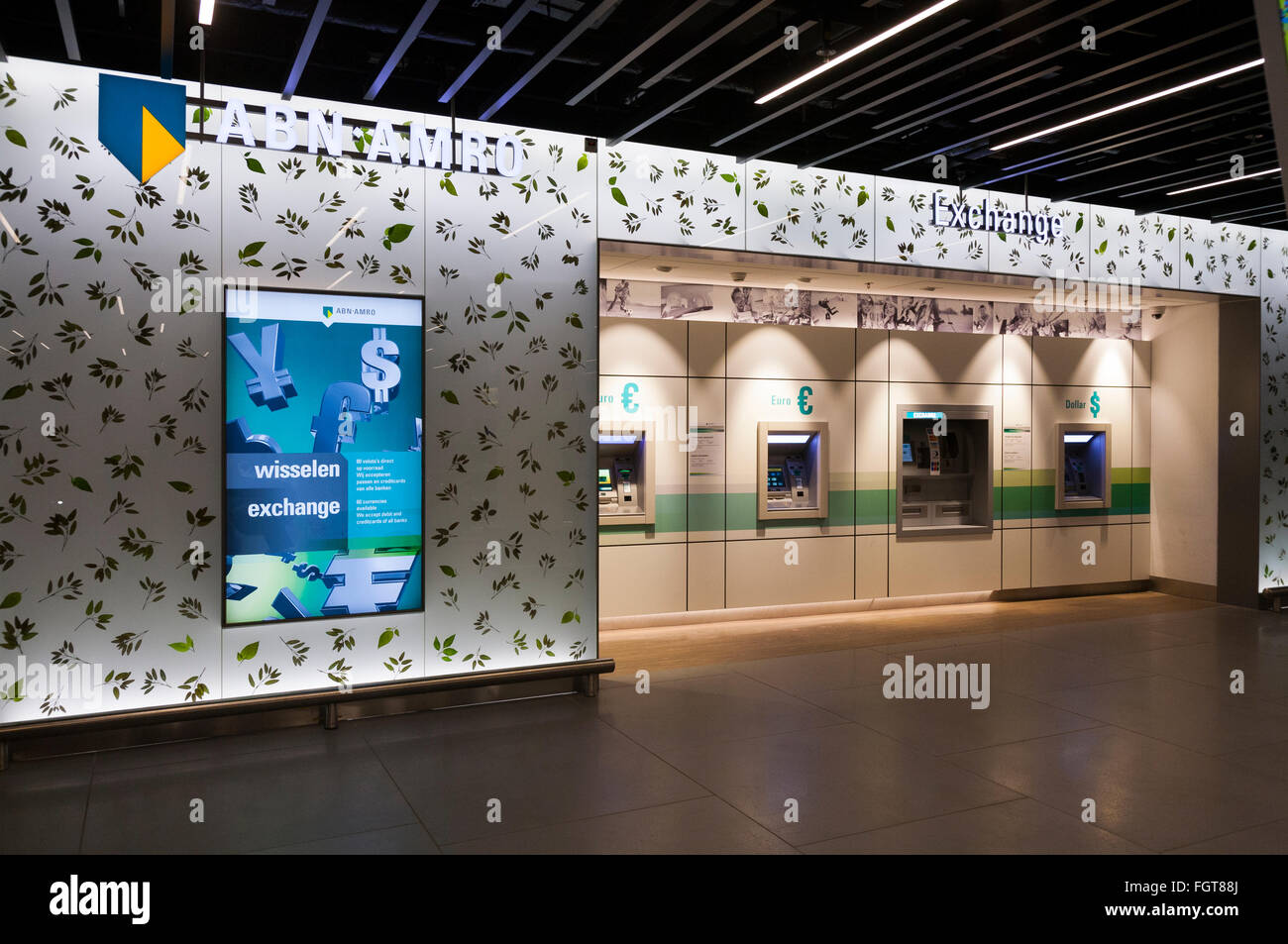 Bureau de change de l argent change de devises effectués par